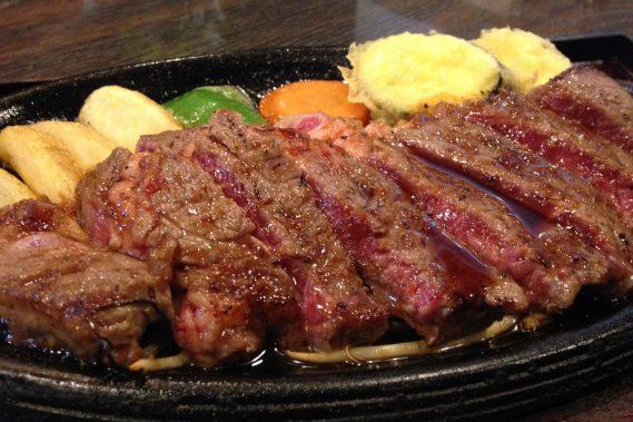 鹿児島黒毛和牛ステーキ(サーロイン)